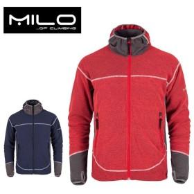 MILO ミロ CHITE (MEN'S) MLAM0002 【アウトドア/山登り/キャンプ/アウター/フード/メンズ】