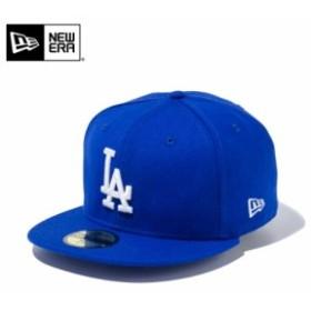 【メーカー取次】 NEW ERA ニューエラ 59FIFTY MLB ロサンゼルス・ドジャース ブライトロイヤルXホワイト 11308620 キャップ