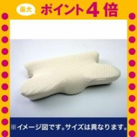 ピロー 洗える 低反発 いびき解消 『5WAY枕 専用カバー』 アイボリー 約64×35×3~8cm【代引不可】 [13]