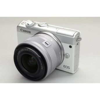 [中古] Canon EOS M100 WL-KIT(WH)
