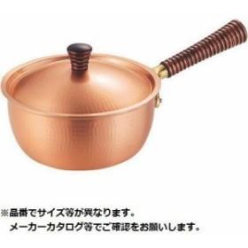 新光金属 05-0026-0701 銅楽 まごころ片手鍋 15cm MD-0101 (0500260701)