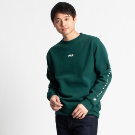 スウェット・ジャージ - WEGO【MEN】 FILA別注ミニマルロゴ刺繍PO FH7487