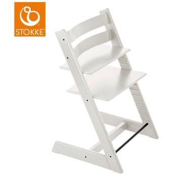 ベビー STOKKE(ストッケ) トリップトラップ ホワイト ベビーインテリア ベビー家具 ハイチェア (66)