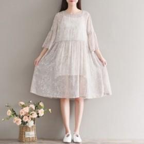 結婚式 パーティードレス 袖あり 大きいサイズ ロング 袖付きドレス 袖ありドレス 長袖ドレス ロングドレス ミニドレス fe-0460