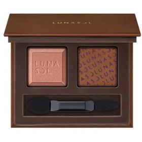 定形外送料無料 ルナソル LUNASOL デュオ・ドゥ・ショコラアイズ EX06 Chocolat Figue(限定色) (#512)
