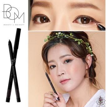 韓国コスメ 芸能人アイライナー 描きやすい 滲まない B.O.Mランチングイベント eye liner
