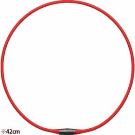 TDK 【送料無料】D1A-42RED 磁気ネックレスEXNAS(エクナス)D1 42cm(赤) (D1A42RED)