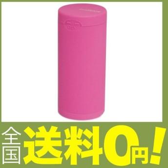 Dreams(ドリームズ) 携帯灰皿 ポケットアッシュトレイ ラバー ハニカム 6本収納 ピンク MDL45097