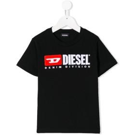 3fdd68bdd7a4c4 Diesel Kids ロゴ Tシャツ - ブラック 通販 LINEポイント最大4.0%GET ...