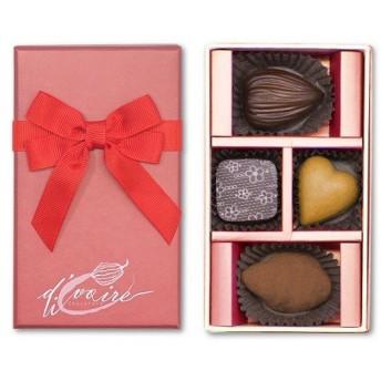 バレンタイン VALENTINE チョコレート 2019 ディヴォア グラン 4個入 本命 チョコ