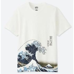 北斎ブルー UT(グラフィックTシャツ・半袖)