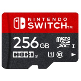 HORImicroSDカード for Nintendo Switch 256GB NSW086