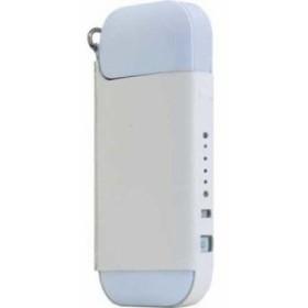 ロア・インターナショナル 4589753005280 エスエルジーデザイン Calf Skin Leather iQOS Case ホワイト SD11528 1コ