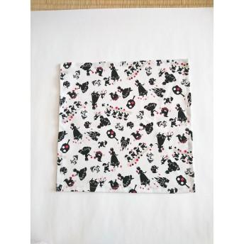 ランチョンマット 小さめ[30×30]白雪姫