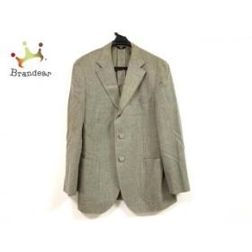 ポロ Polo ジャケット サイズ96AB5 メンズ グレー ネーム刺繍     スペシャル特価 20190531