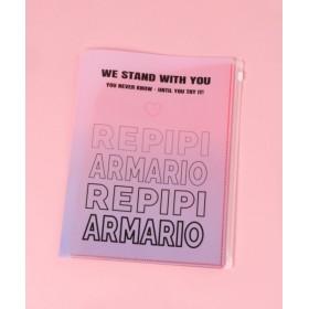 (repipi armario/レピピアルマリオ)クリアファイル70SS/ [.st](ドットエスティ)公式