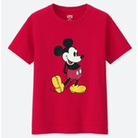 KIDS ミッキー スタンズ UT(グラフィックTシャツ・半袖)