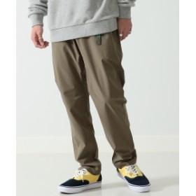 GRAMICCI × BEAMS / 別注 シアサッカー パンツ メンズ カジュアルパンツ OLIVE L