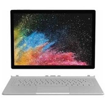 マイクロソフト(Microsoft) Surface Book 2 [Core i7・13.5インチ・SSD 512GB・メモリ 16GB] HNL-00024 シルバー (HNL00024)