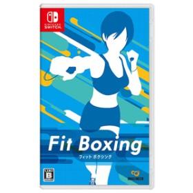 任天堂Fit Boxing【Switch】HACPALMAA