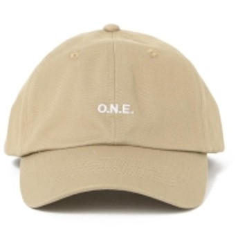 FORONE / 6パネル キャップ メンズ キャップ BEIGE ONE SIZE