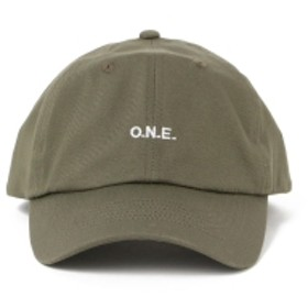 FORONE / 6パネル キャップ メンズ キャップ OLIVE/OD ONE SIZE