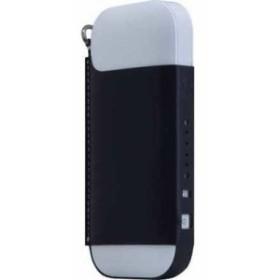 ロア・インターナショナル 4589753005310 エスエルジーデザイン Calf Skin Leather iQOS Case ネイビー SD11531 1コ