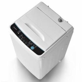 エスキュービズム SWL-050W 全自動洗濯機 5.0kg (SWL050W)