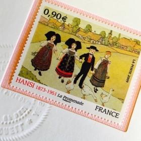 ちいさなartmuseum special stamp