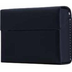 ロア・インターナショナル 4589753005266 エスエルジーデザイン Calf Skin Leather iQOS Heets Case ネイビー SD11526 1コ