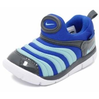 スニーカー ナイキ NIKE ダイナモフリーTD インディゴフォース/ブルーゲイズ キッズ シューズ 靴 19SP