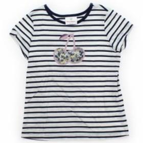 【ハナアンダーソン/HannaAndersson】Tシャツ・カットソー 120サイズ 女の子【USED子供服・ベビー服】(335263)