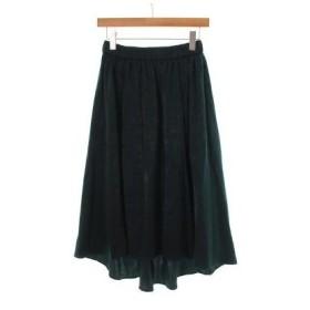 PLS+T  / プラステ スカート レディース