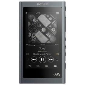 ソニー ウォークマン 16GB NW-A55 B グレイッシュブラック デジタルオーディオプレーヤー フラッシュメモリ USB2.0/Bluetooth 再生時間 45時間