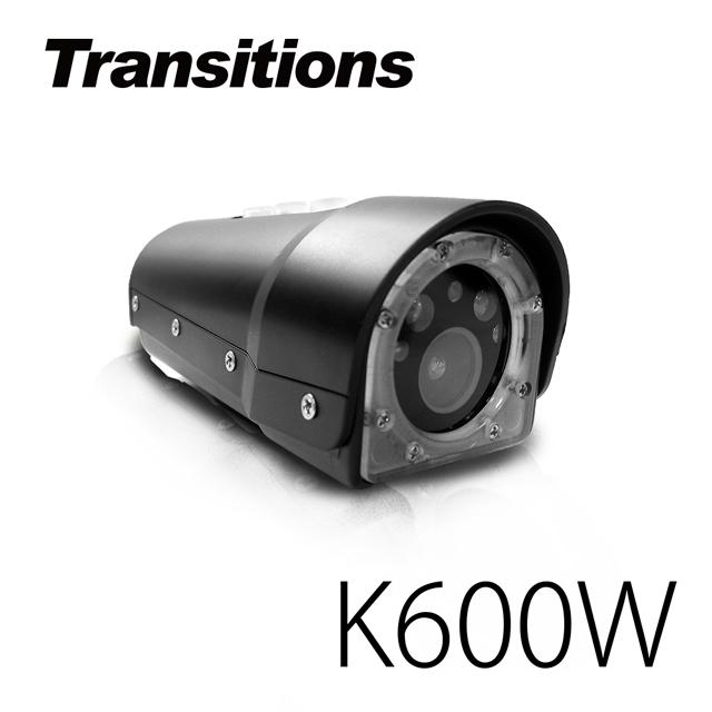 全視線 K600W 1080P高畫質5合1防水錄影夜視燈
