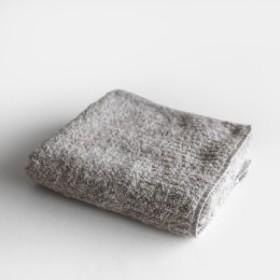 kontex / VITA Face Towel(Ice Gray)【メール便可 1点まで】【コンテックス/ヴィータ/アイスグレー/フェ