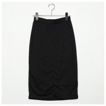 フューティアランド Futier Land 3type選べるタイトスカート (ブラック:ミドル丈)