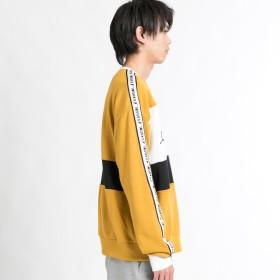 スウェット・ジャージ - WEGO【MEN】 KANGOL ロゴテーププルオーバー MC18AU10-M002