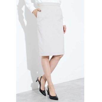 BOSCH / ボッシュ [ウォッシャブル]シャークスキンタイトスカート