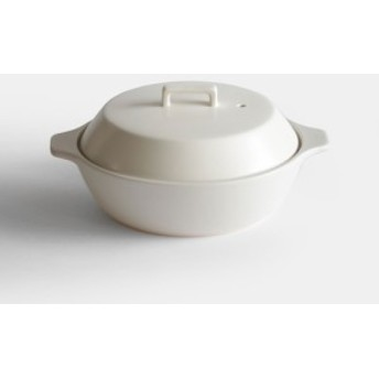 KINTO / KAKOMI IH土鍋1.2L(WH) 【キントー/囲み土鍋/調理鍋/ホワイト】[112578