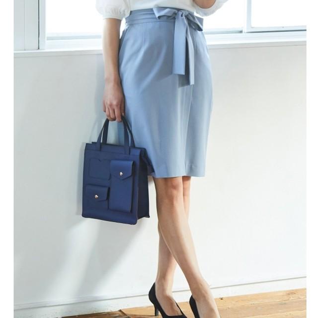 [マルイ]【セール】【ドラマ着用】ベルトラップタイトスカート/ビス(ViS)