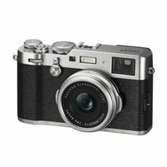 プレミアムコンパクトデジタルカメラ Xシリーズ X100F シルバー X100F-S