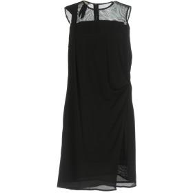 《期間限定セール開催中!》TOY G. レディース ミニワンピース&ドレス ブラック 42 ポリエステル 100%