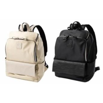 REANGLE(リアングル) iCEPOINT(アイスポイント)使用 親子でお揃いフード付きバッグ 大人用 HB600≪ブラック・BK≫