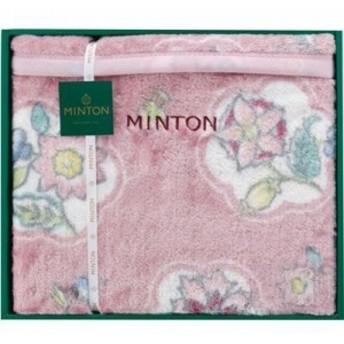 エターナル MNPE10501-001 ミントン ニューマイヤーポリエステル毛布 (ピンク) (MNPE10501001)