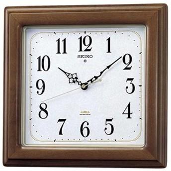 セイコー 電波掛け時計「スタンダード」 KS298B