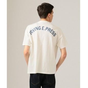 J.PRESS / ジェイプレス 天竺 IRVING E.PRESS Tシャツ/カットソー