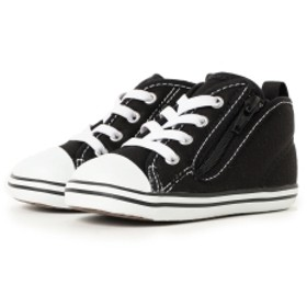 CONVERSE / BABY ALL STAR NZ (12~14cm) キッズ スニーカー BLACK 12
