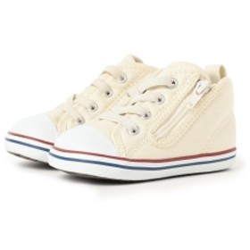 CONVERSE / BABY ALL STAR NZ (12~14cm) キッズ スニーカー WHITE 12