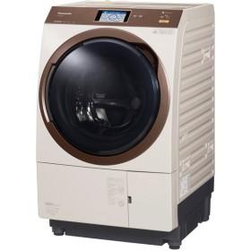 PANASONIC NA-VX9900L-N ノーブルシャンパン [ななめ型ドラム式洗濯乾燥機(洗濯11.0kg/乾燥6.0kg)左開き] 洗濯機